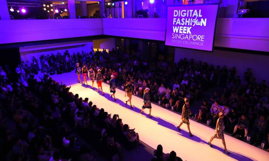 Digital Fashion Week, Singapore   2014