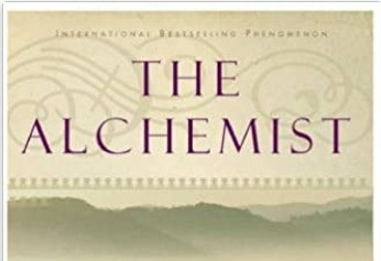 Book: The Alchemist by Paulo Coelho