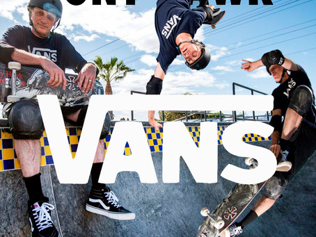 VANS CONFIRMA COMO EMBAJADOR GLOBAL A TONY HAWK