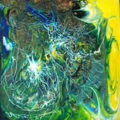 Neuron 2 by Jill Bellamy