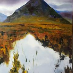 Rannoch Moor 1 by Jill Bellamy