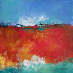 Cranberry Fields by Genevieve Brown