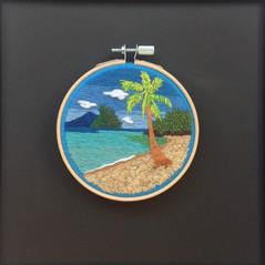 Palm Beach by Renate Wilbraham