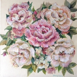 Shabby Roses by Stella Mance