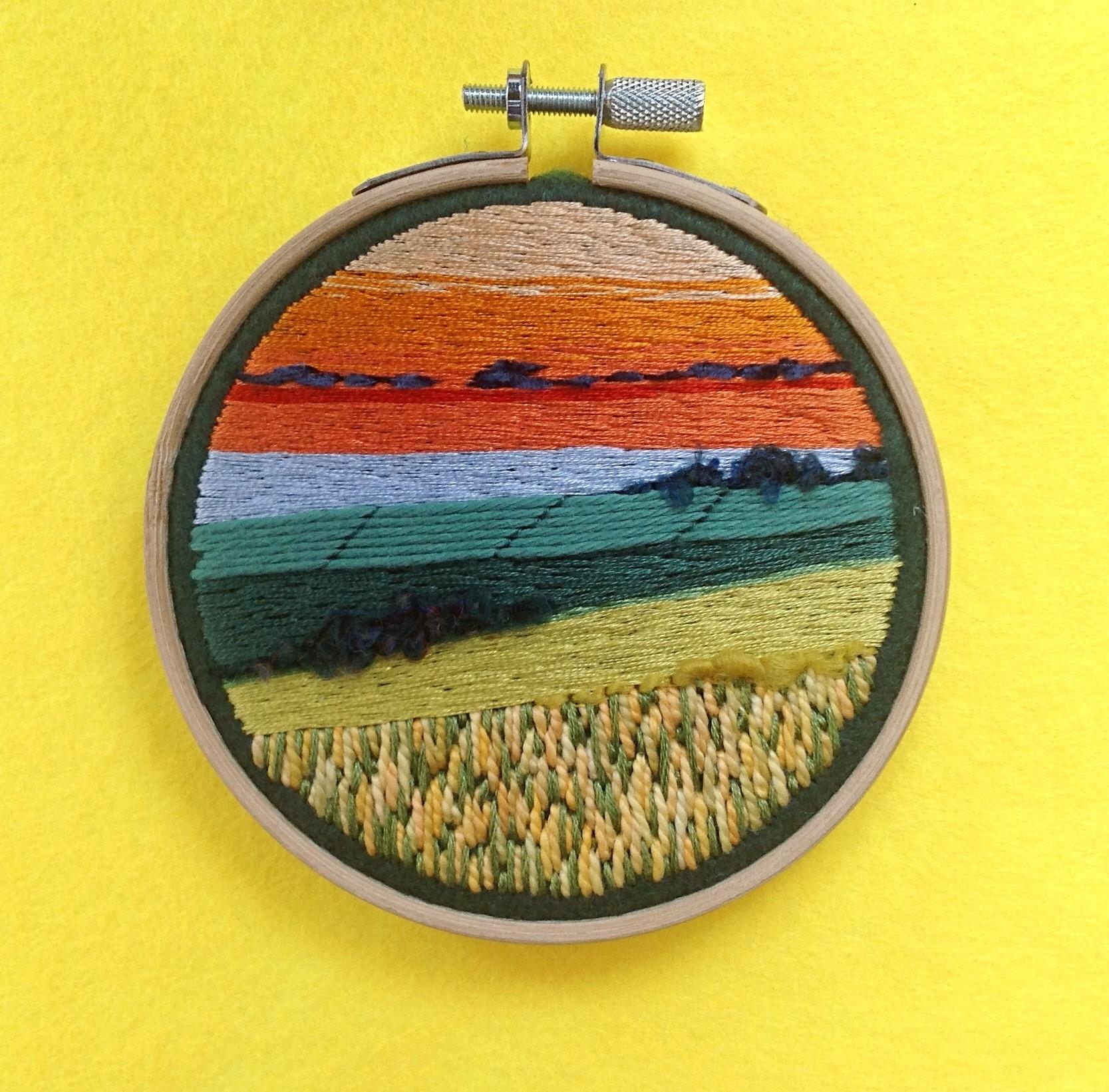 Stitch Art by Renata
