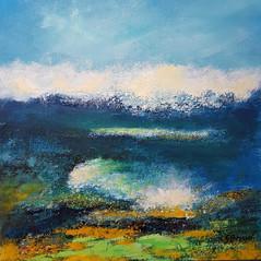 Sea Spray by Genevieve Brown