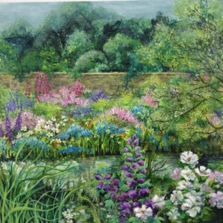 Secret Gardenby Stella Mance