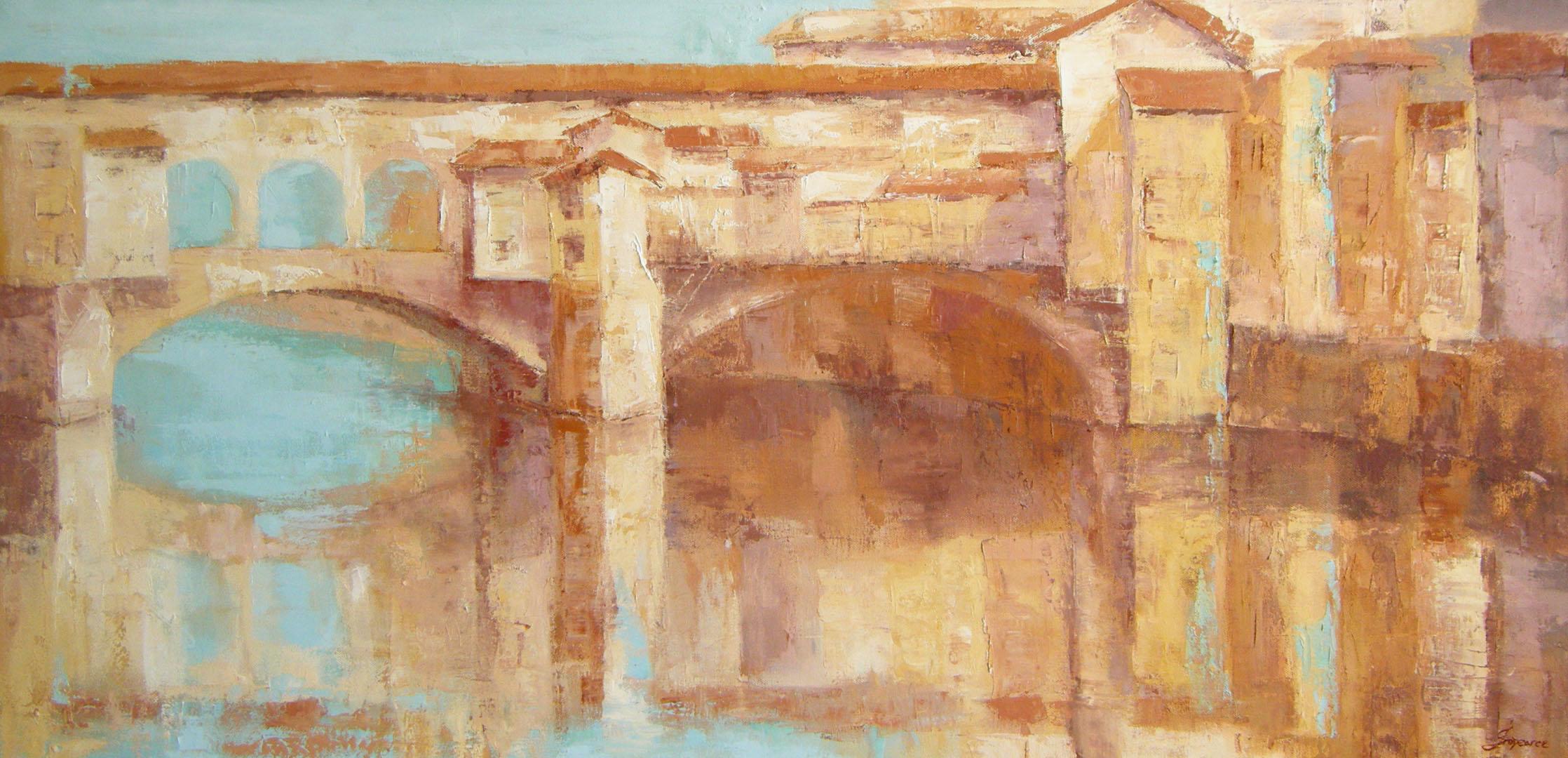 Florence Series - Vecchio Bridge