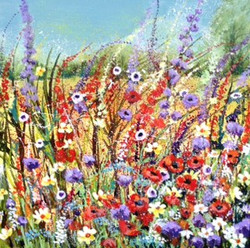 Summer Meadow by SM