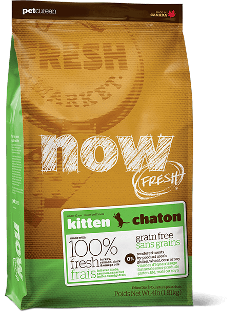 Grain Free Kitten Food