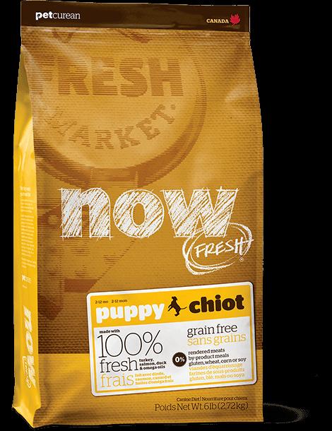Grain Free Puppy Dog Food Recipe