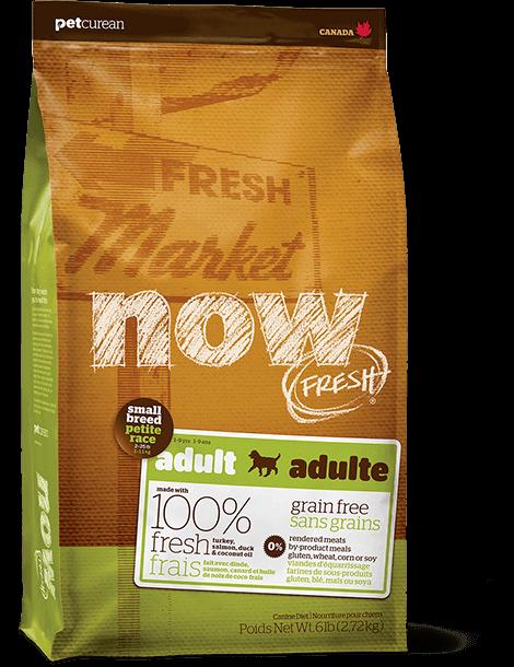 Grain Free Small Breed Adult Recipe