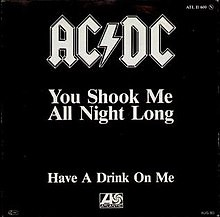 "5 facts you didn't know about the song ""You Shook Me All Night Long"" by AC/DC"