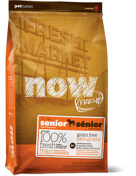 Grain Free Senior Dog Food Recipe
