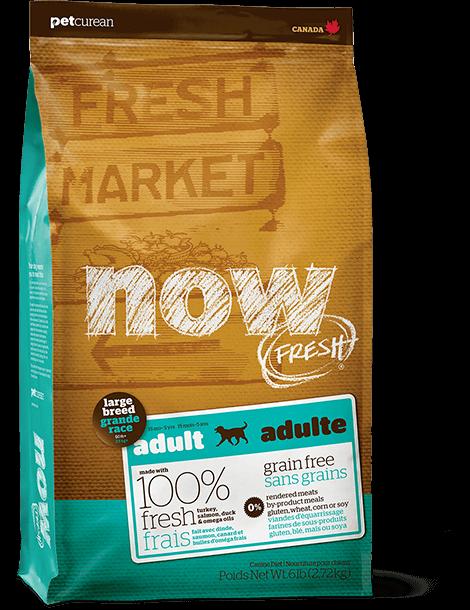 Grain Free Large Breed Adult Recipe