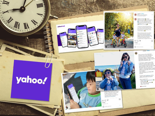 Yahoo Mail Forever Memories: Harnessing the power of nostalgia