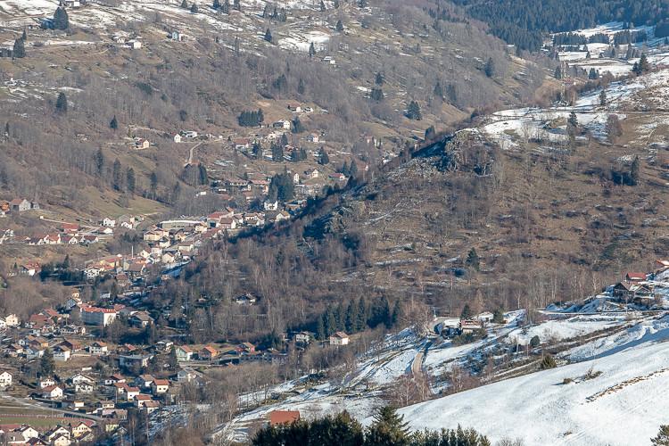 vallée montagnarde