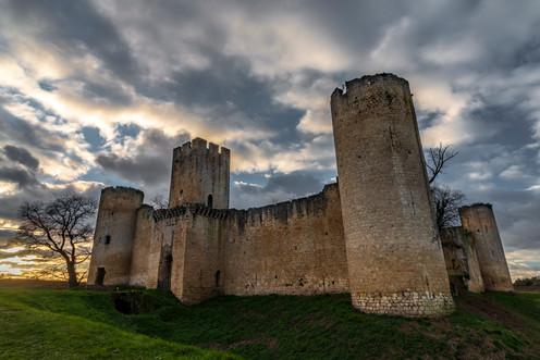 Château de Budos, Gironde 25.12.2020  (4