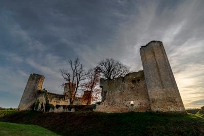 Château de Budos, Gironde 18.12.2020  (2