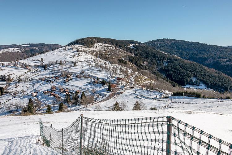 station de ski vosgienne