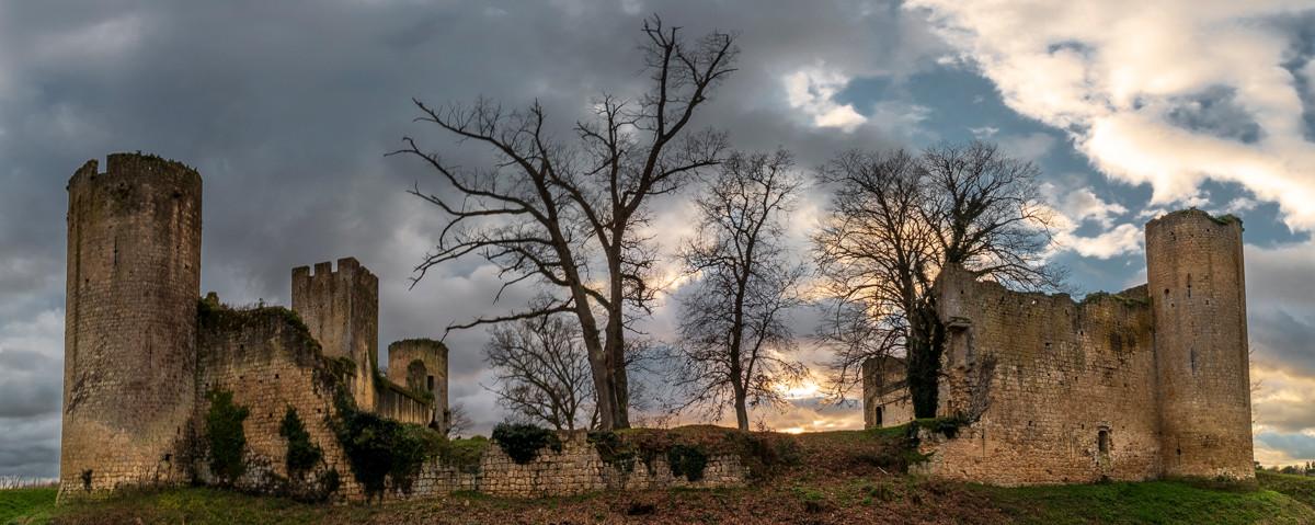 Château de Budos, Gironde 25.12.2020  (2