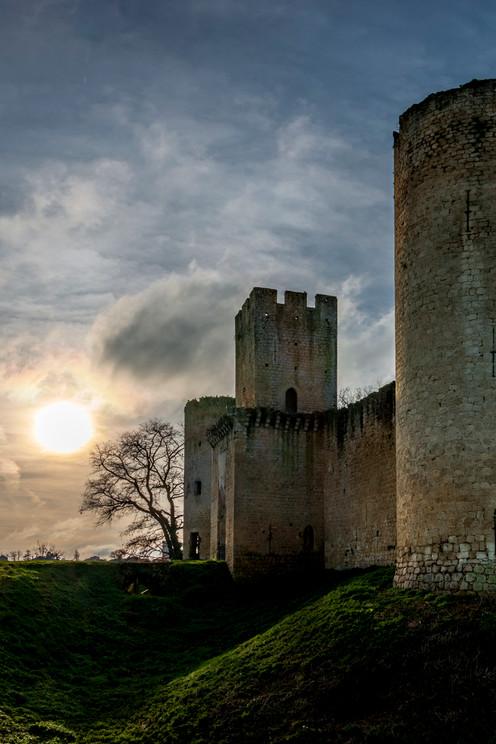 Château de Budos, Gironde 18.12.2020  (1