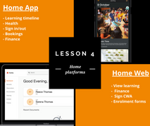 Xplor Home Lesson 4: Home Platforms
