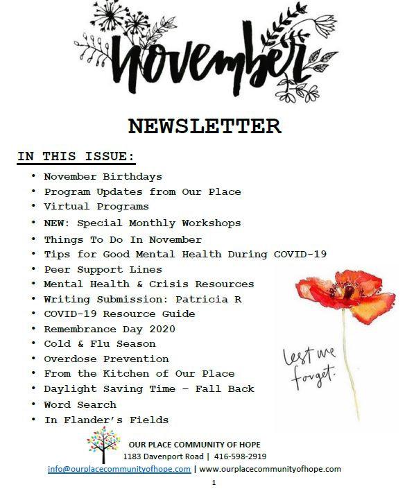 Nov Newsletter - Front Page.JPG