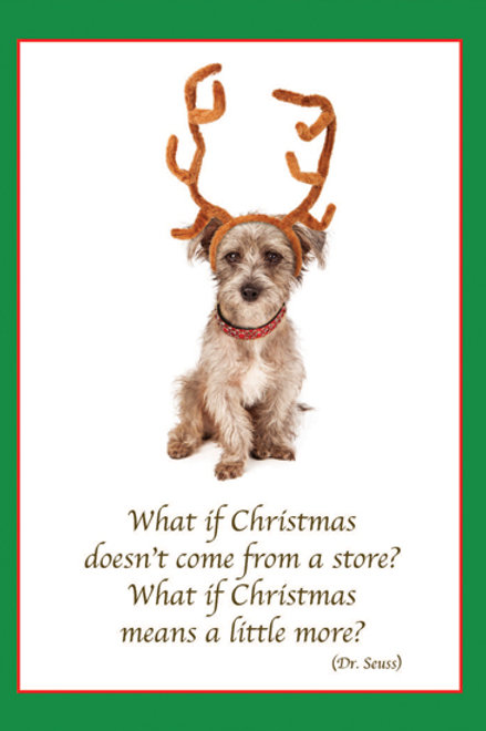 Holiday- What if Christmas doesn't come from a store?