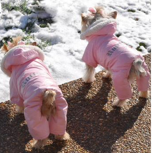Ruffin It Snowsuit