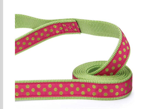 Pink Dot Leash