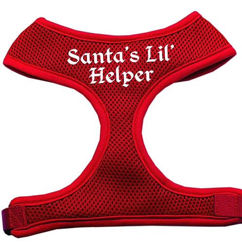 Santa's Lil Helper Harness