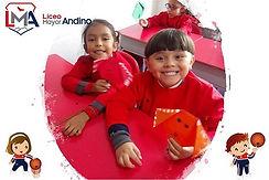 ¡En el Liceo Mayor Andino aprendemos fel