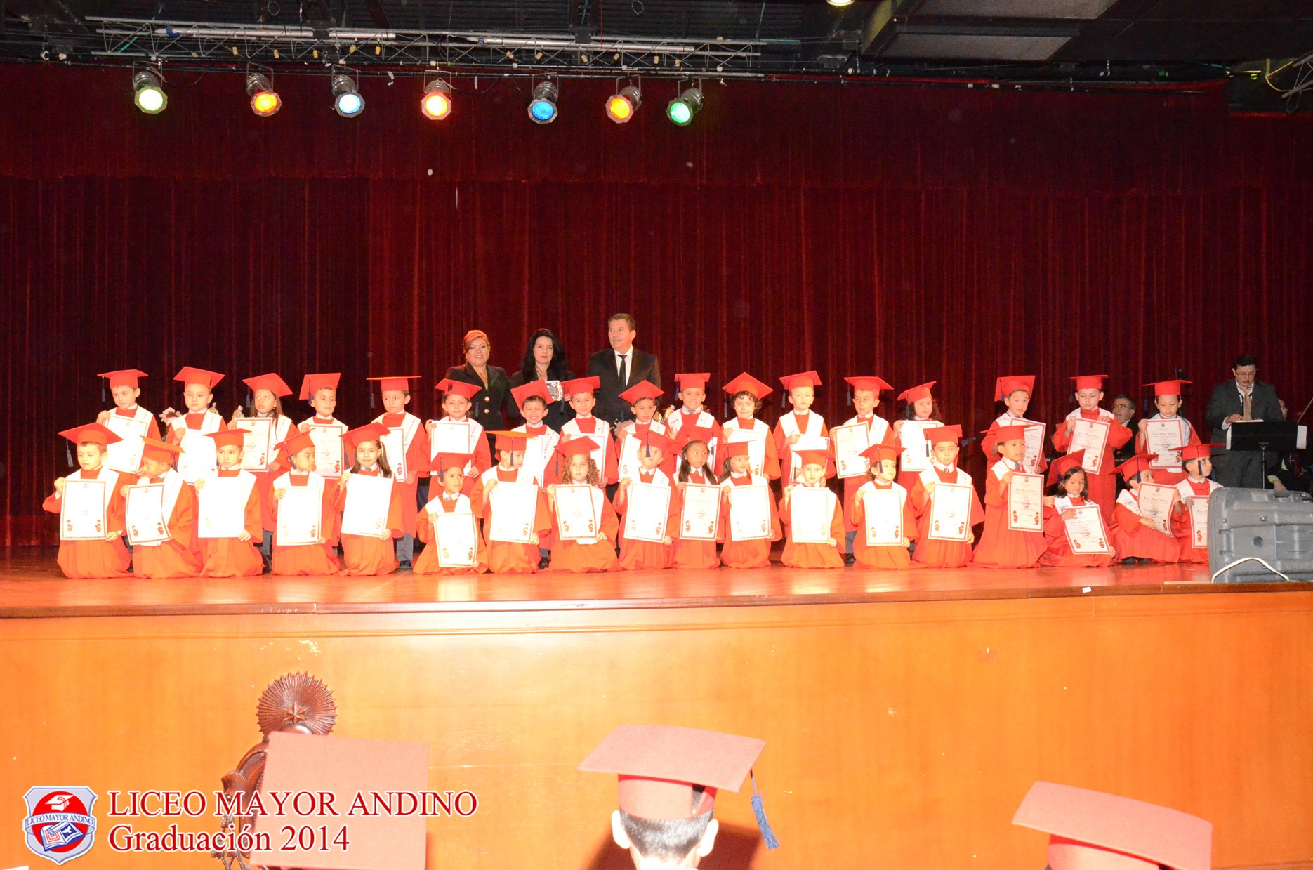 Ceremonias de Grado