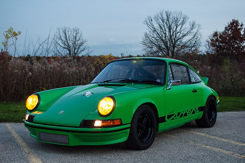 "1973 Porsche 911 RS ""Tribute"""