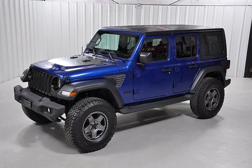 2018 Jeep Wrangler UL