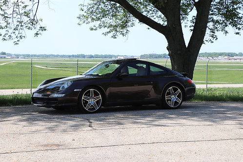 2008 Porsche Carrera 4S