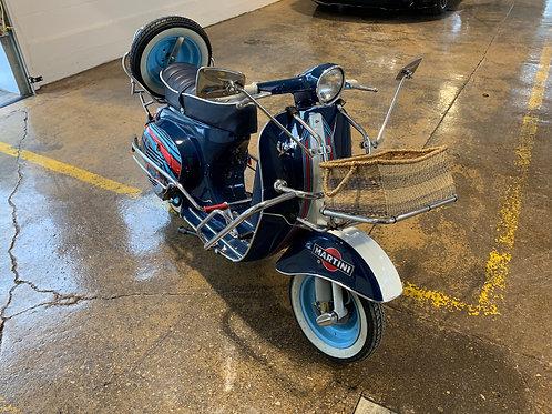 1962 Vespa 120cc Scooter