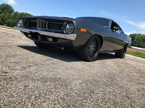 1973 Plymouth Barracuda Pro-Street