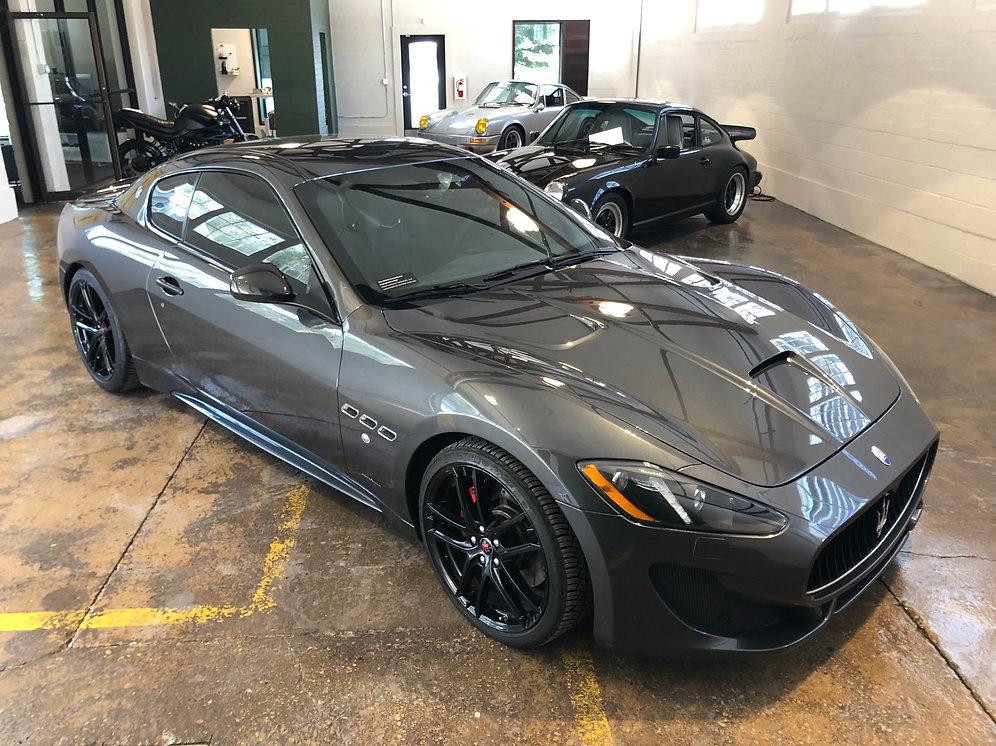 2017 Maserati Granturismo S 60th Anniversary   Autohändler ...