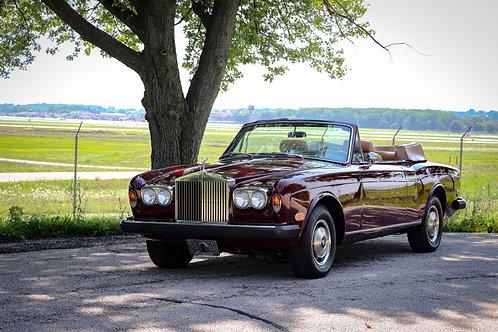 1976 Rolls Royce Corniche'
