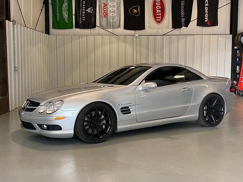 2006 Mercedes Benz SL55 AMG