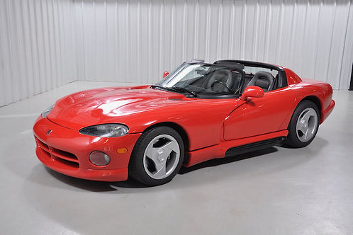 1995 Dodge Viper R/T