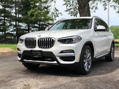 2018 BMW X3 3.0xDrive