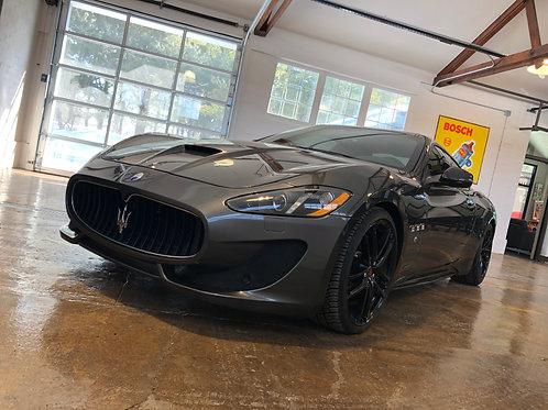 2017 Maserati Granturismo S 60th Anniversary
