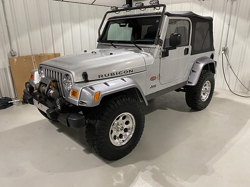 2003 Jeep Wrangler (TJ) Rubicon
