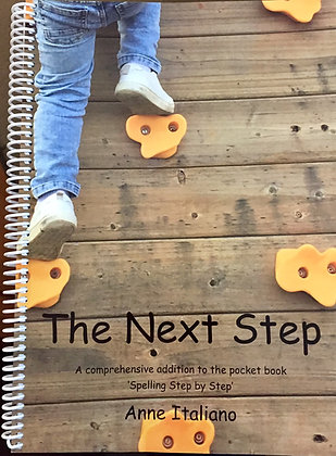 The Next Step by Anne Italiano