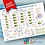 Thumbnail: Double Sided Long Vowel Spellings Chart (FOR CLASSROOM or INTERVENTION USE)