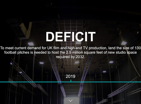 Reference from: The Creative District Improvement Company 2019 & 2020