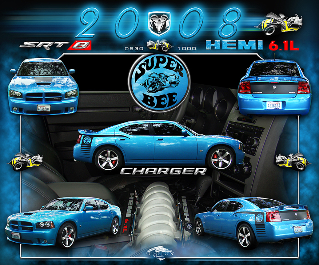 2008 Charger Super Bee Autographix